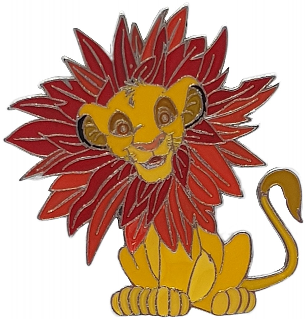 The Lion King Simba Leaf Mane