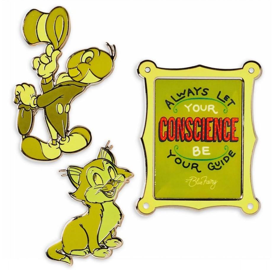 Pinocchio (3 pins)