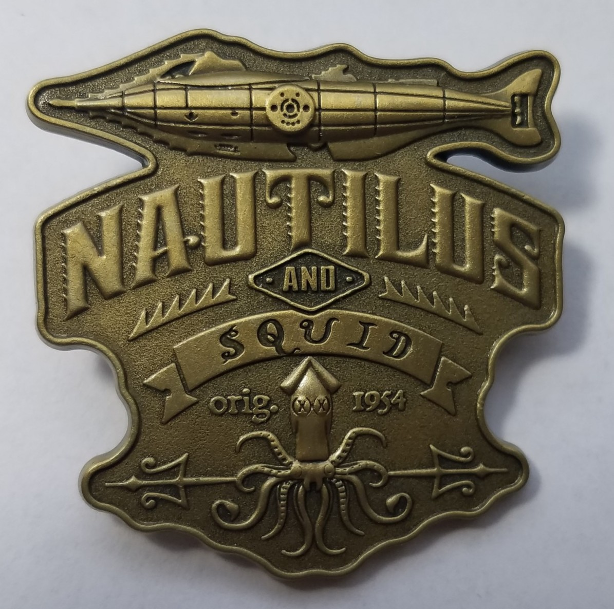 Nautilus and Squid
