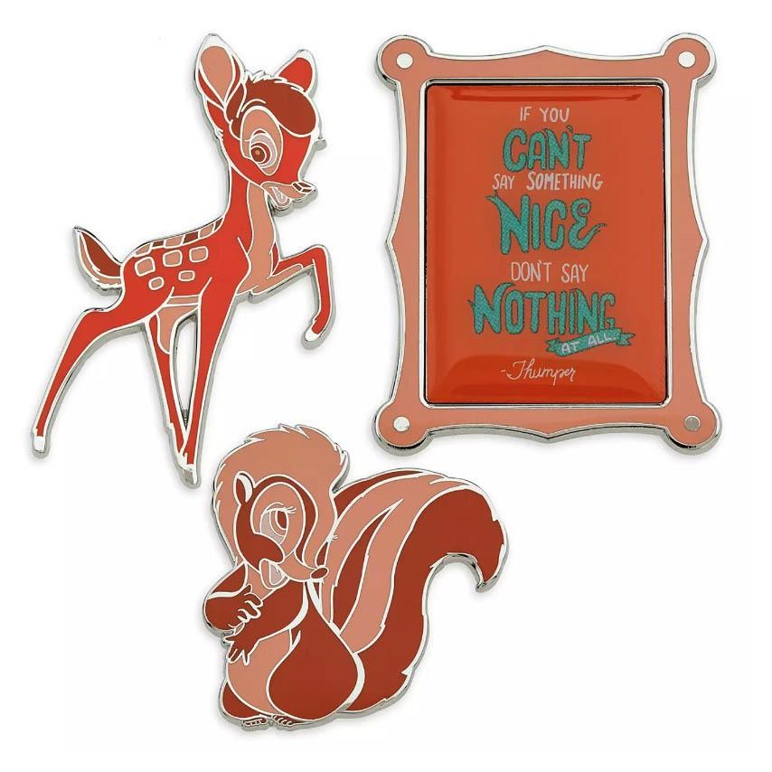 Bambi (3 pins)