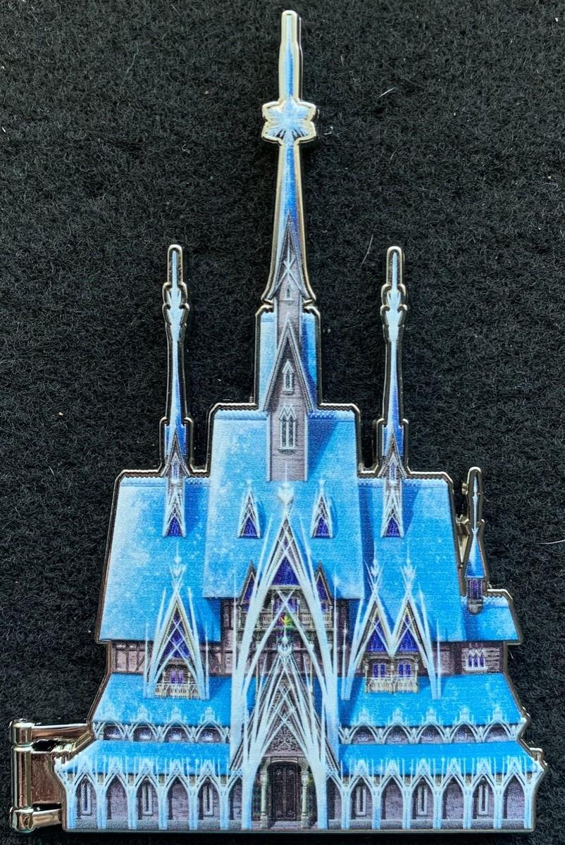 Arendelle Frozen Castle