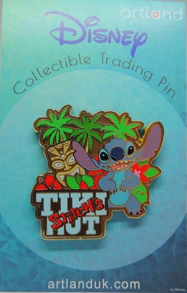 Stitch's Tiki Hut