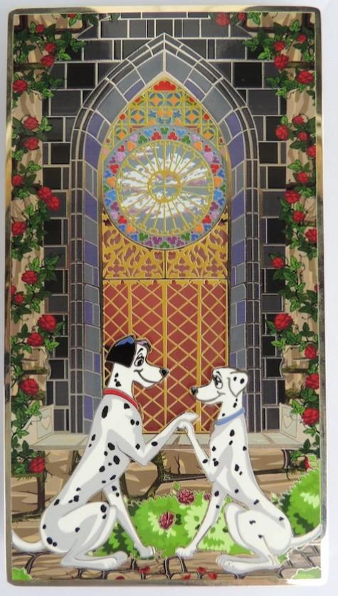 Artland - 101 Dalmatians - Pongo & Perdita at Wedding