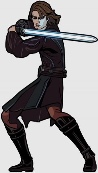 Anakin Skywalker - #518