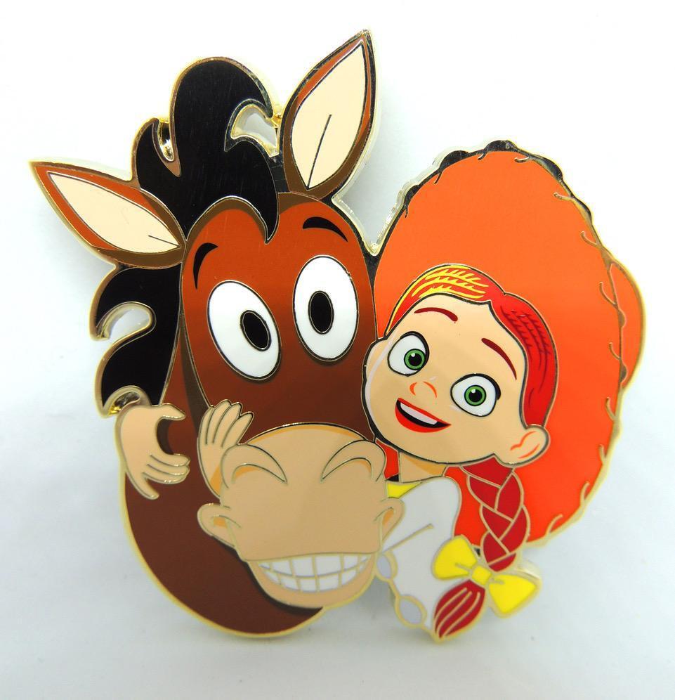 Jessie and Bullseye