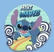 Ocean Waves - Lilo and Stitch
