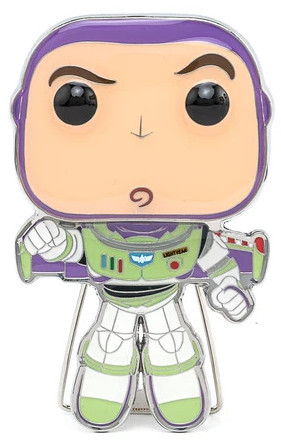 Funko Pop! Pin - Pixar 03 - Buzz Lightyear