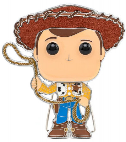 Funko Pop! Pin - Pixar 04 - Woody