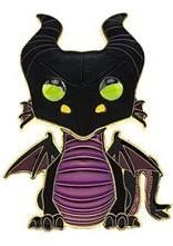 Maleficent as Dragon