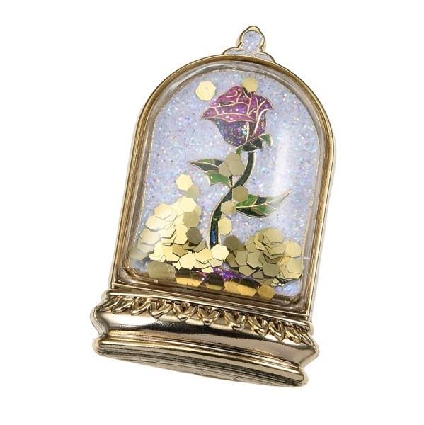 Enchanted Rose Bell Jar