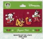 Mickey, Minnie, Pluto and Figaro