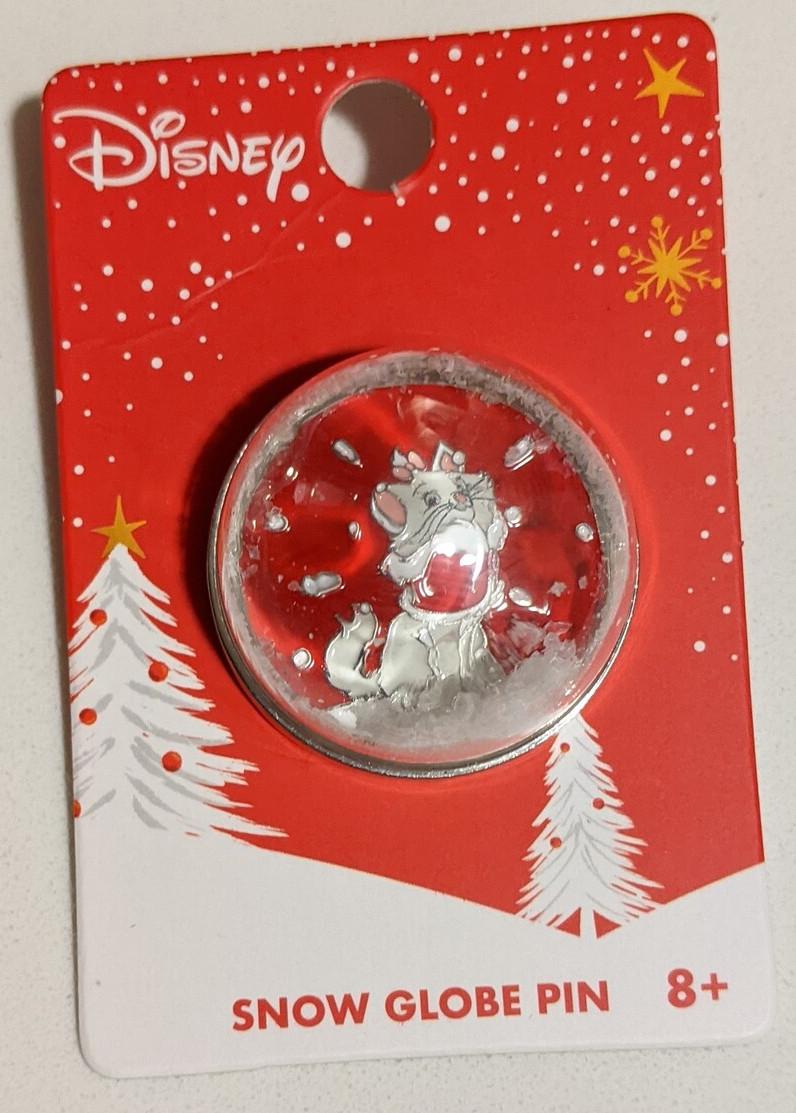 Marie Christmas Snow Globe