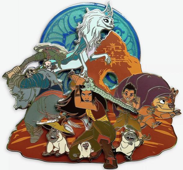 Raya and the Last Dragon Jumbo