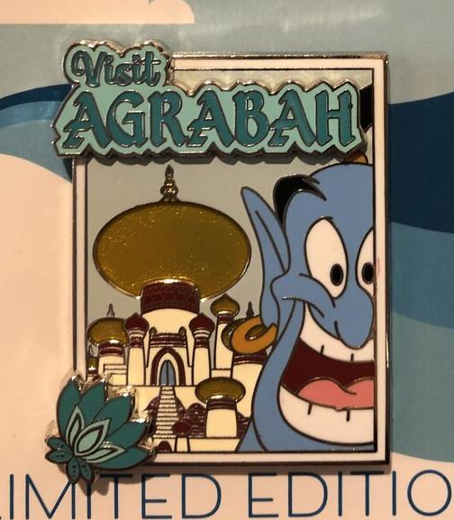 Genie Visit Agrabah