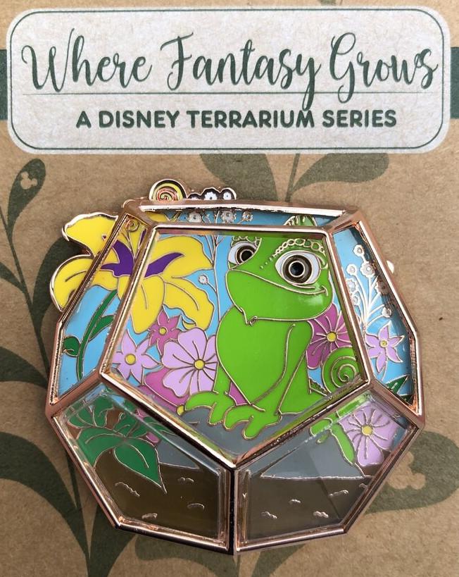DLR/WDW - Where Fantasy Grows - A Disney Terrarium Series - Pascal