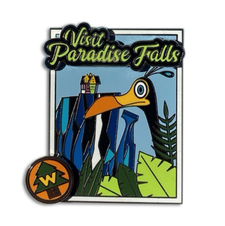 Visit Paradise Falls