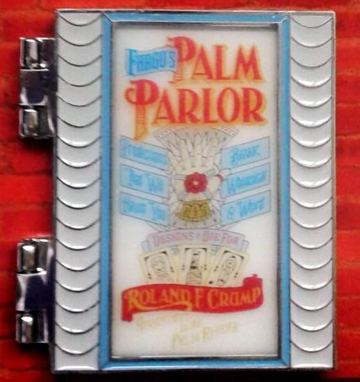 Fargo's Palm Parlor