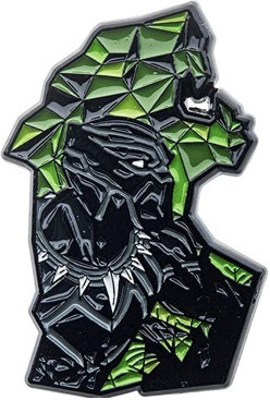 Black Panther Side View